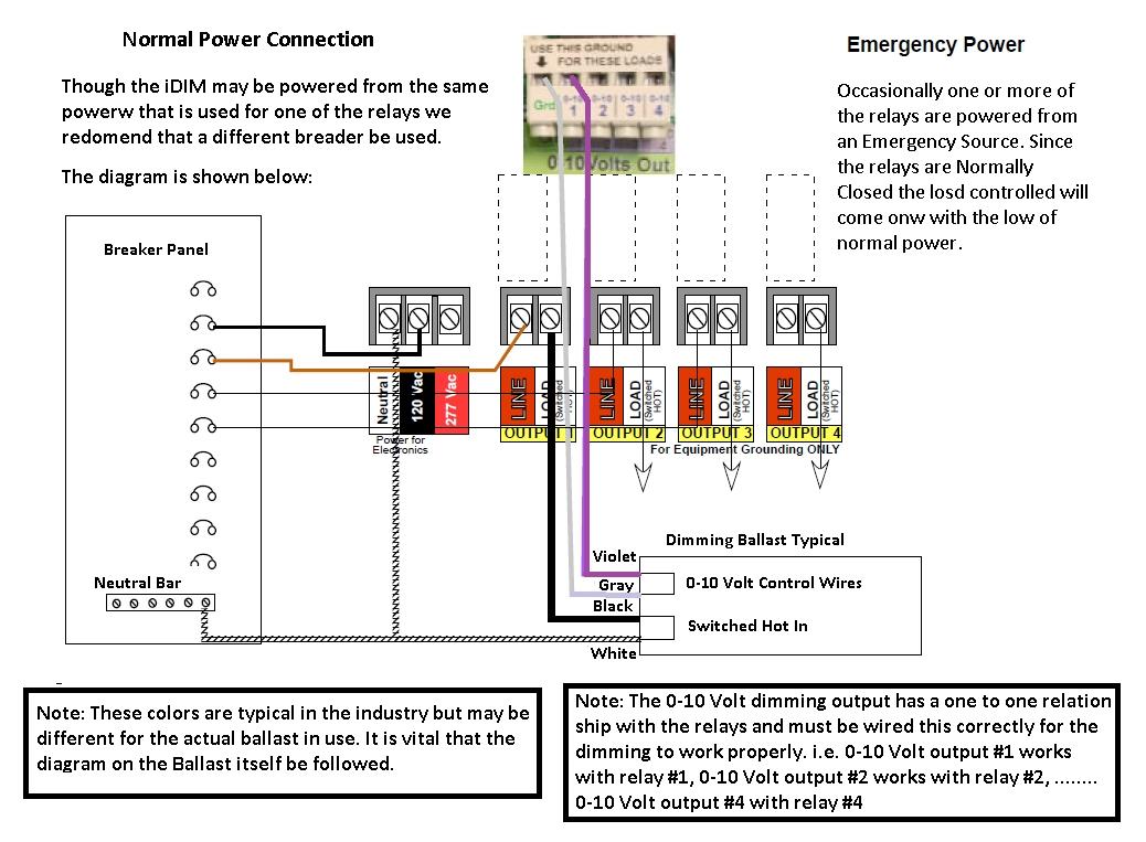 0 10 Volt Dimming Wiring Diagram | Autowiringdiagram - 0-10 Volt Dimming Wiring Diagram