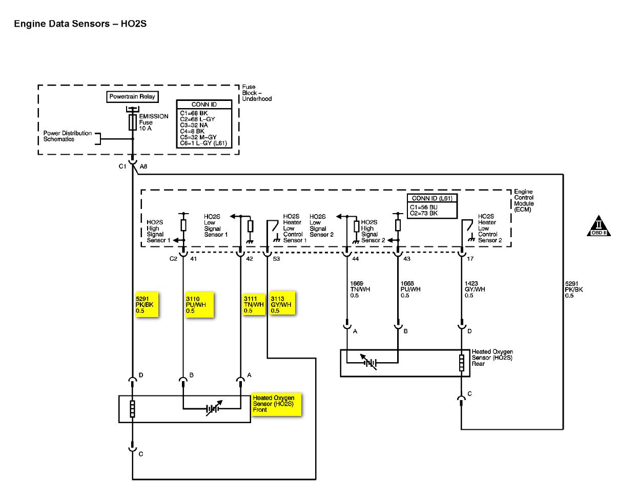 09 Aveo O2 Sensor Wiring - Wiring Diagram Data - O2 Sensor Wiring Diagram Chevy