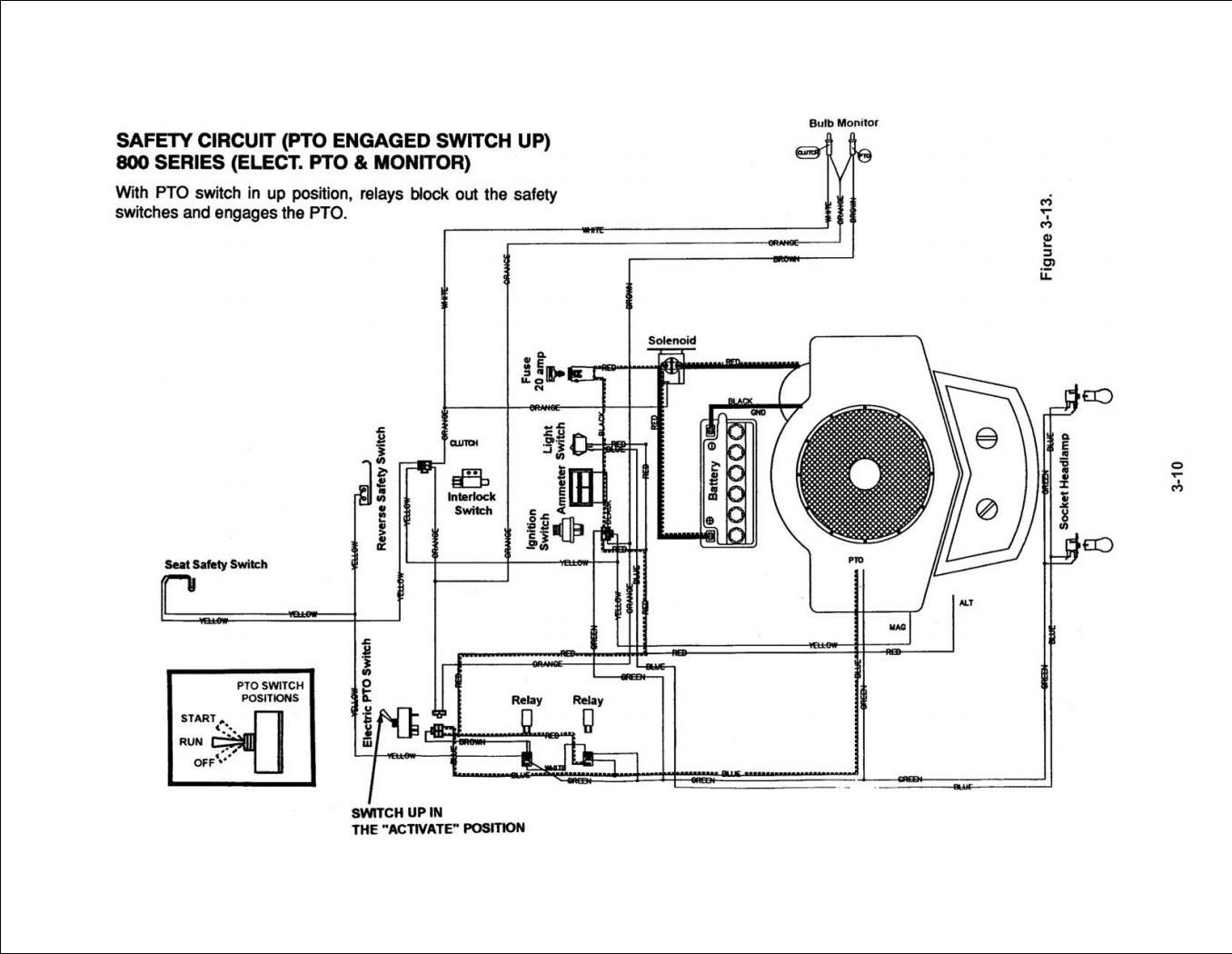 10 Hp Briggs Parts Diagram Wiring Schematic | Wiring Diagram - Briggs And Stratton 18 Hp Twin Wiring Diagram