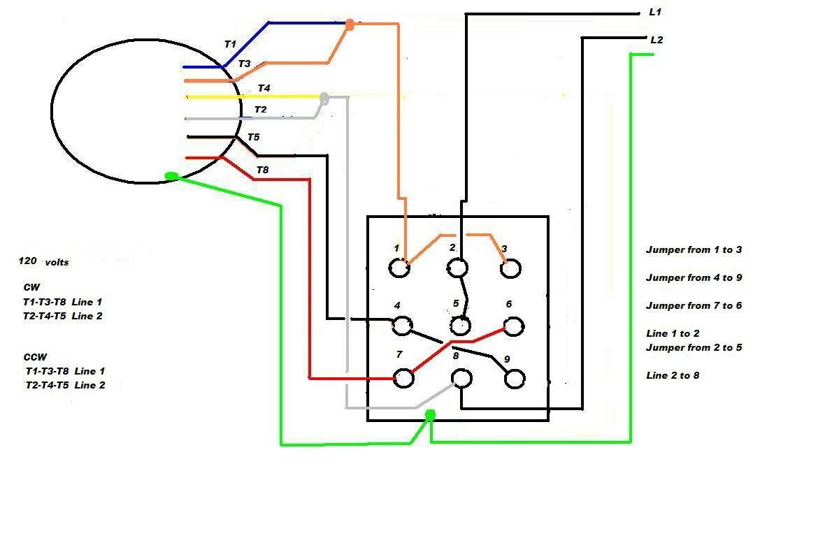 10 Hp Electric Motor Wiring Diagram | Wiring Diagram - 3 Wire Motor Wiring Diagram