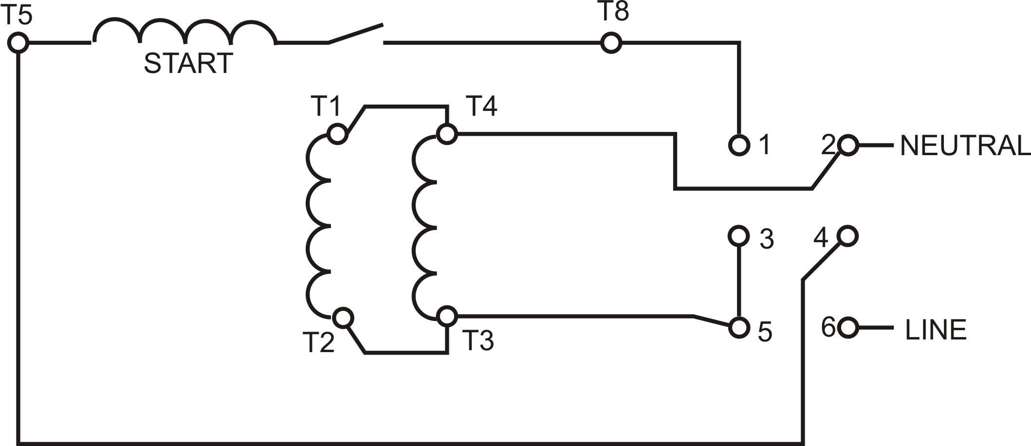 110 220 Motor Wiring Diagram | Manual E-Books - Electric Motor Wiring Diagram 110 To 220