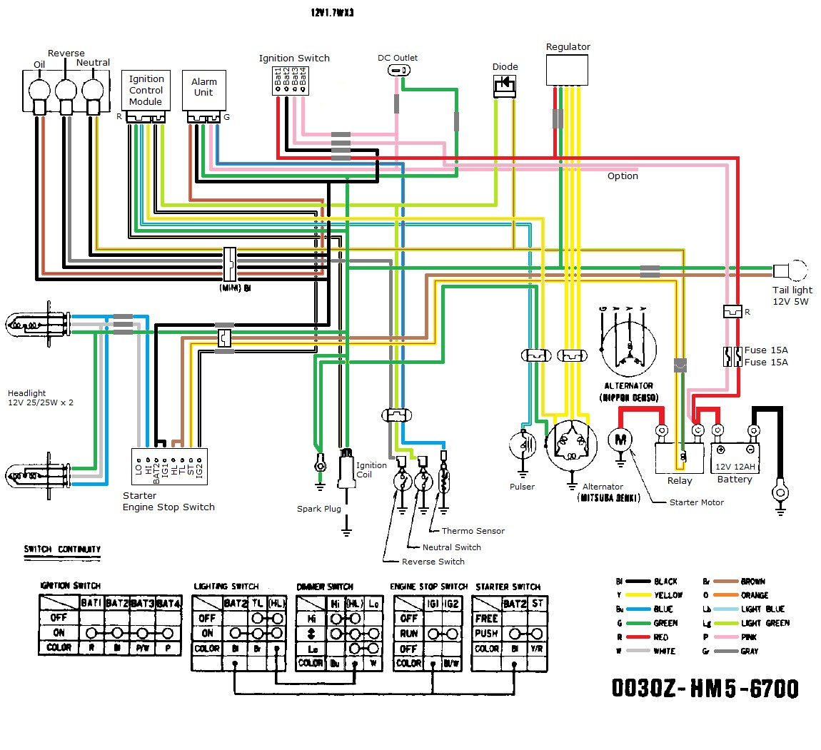 110Cc Atv Wiring Switch - Wiring Diagram Data Oreo - 110Cc Atv Wiring Diagram