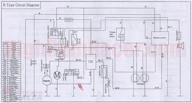 110Cc Pocket Bike Wiring Diagram | Need Wiring Diagram - Pocket Bike - Pocket Bike Wiring Diagram