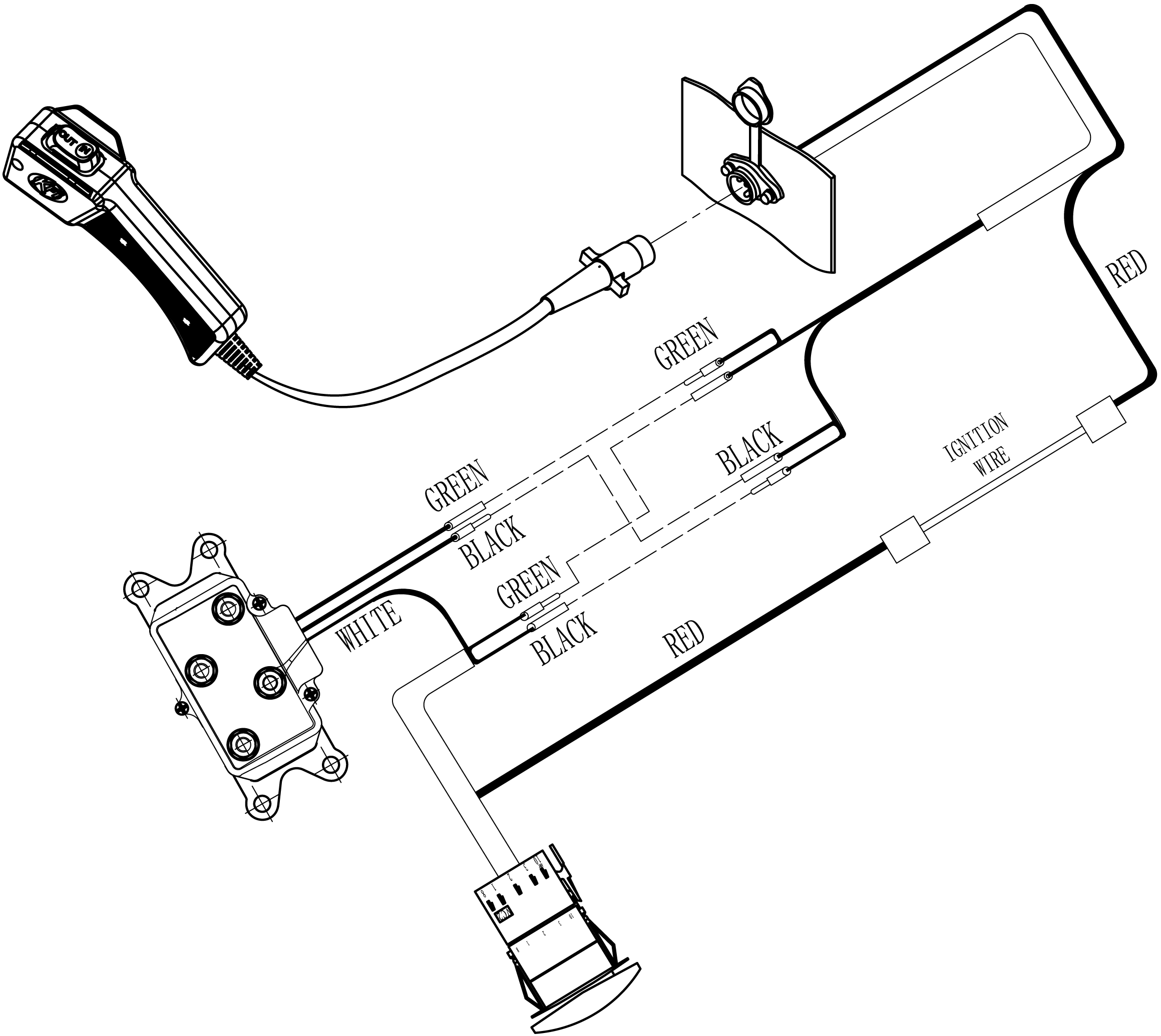 Badland 12000 Winch Wiring Diagram | Wiring Diagram
