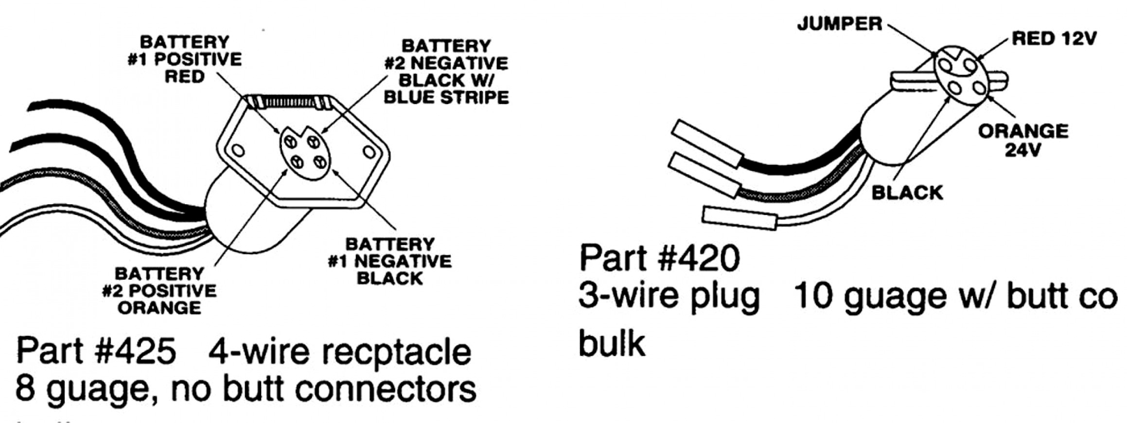 12 24 Volt Trolling Motor Wiring Diagram | Wiring Diagram - 12 24 Volt Trolling Motor Wiring Diagram