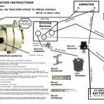 12 Volt Conversion Wiring Diagram For Ferguson | Manual E Books   6 Volt To 12 Volt Conversion Wiring Diagram