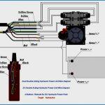 12 Volt Hydraulic Pump Wiring Diagram 12V Power Pack Simplex   12 Volt Hydraulic Pump Wiring Diagram