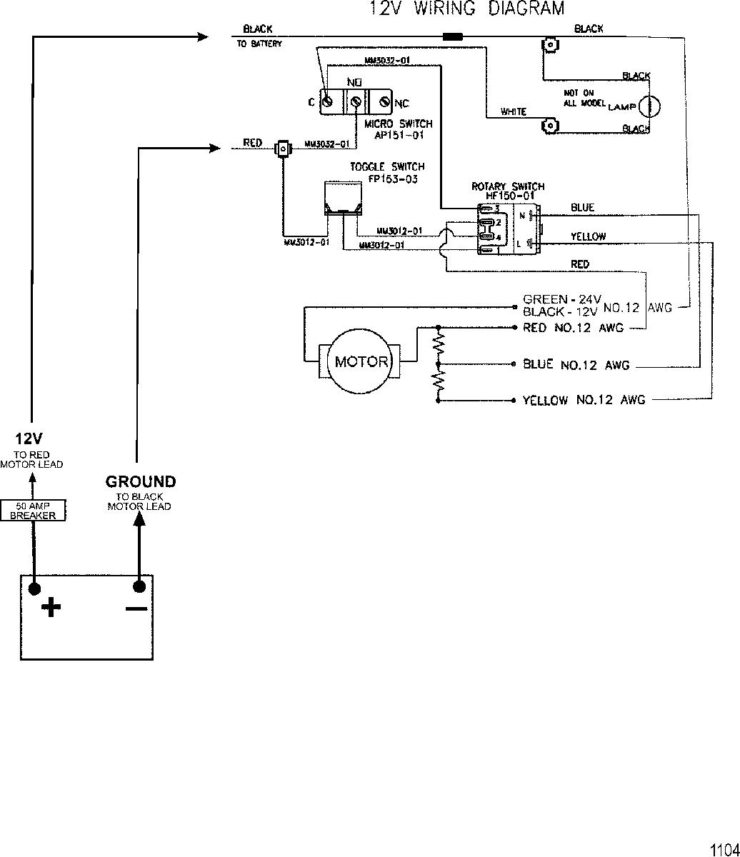 12 Volt Trolling Motor Wiring | Wiring Diagram - 36 Volt Trolling Motor Wiring Diagram