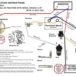 12 Volt Wiring Diagram Ford 8N Tractor 1 Wire Alternator   Wiring   Ford 8N 12 Volt Conversion Wiring Diagram
