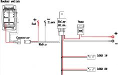 120 Volt Solenoid Switch Wiring Diagram – Wiring Diagram Data – Ford Solenoid Wiring Diagram
