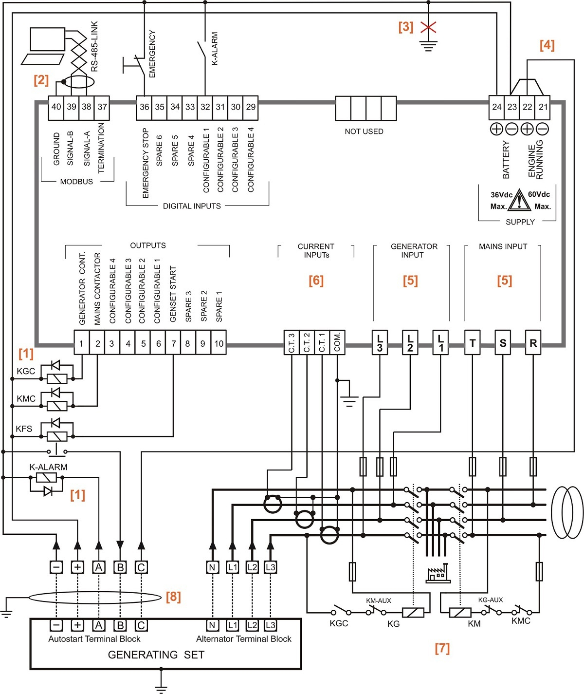 150 Kw Transfer Switch Wiring Diagram For Auto - Wiring Diagrams Lose - Transfer Switch Wiring Diagram
