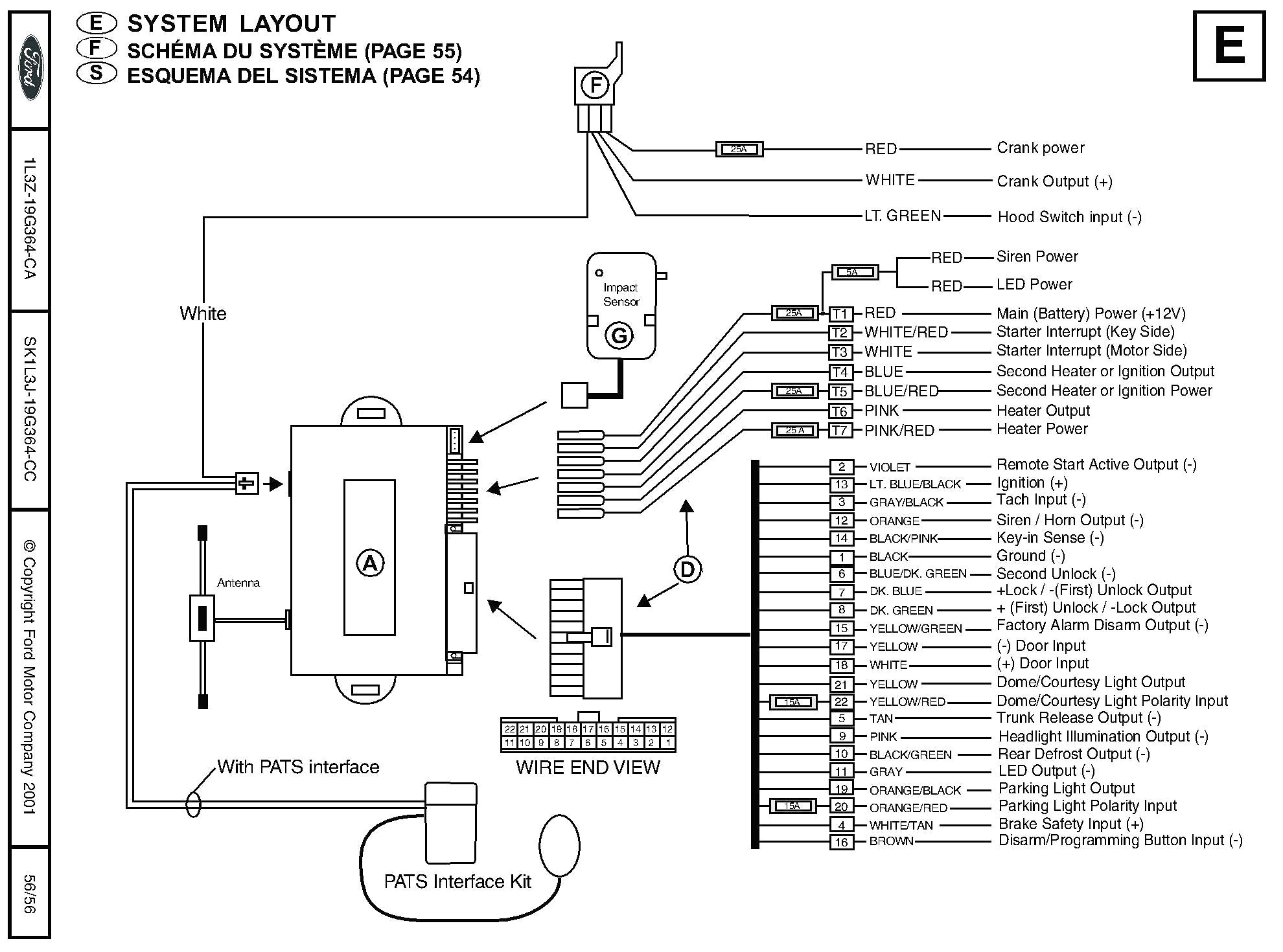 16 Free Schematic And Wiring Diagram For Bulldog Security Wiring - Bulldog Wiring Diagram