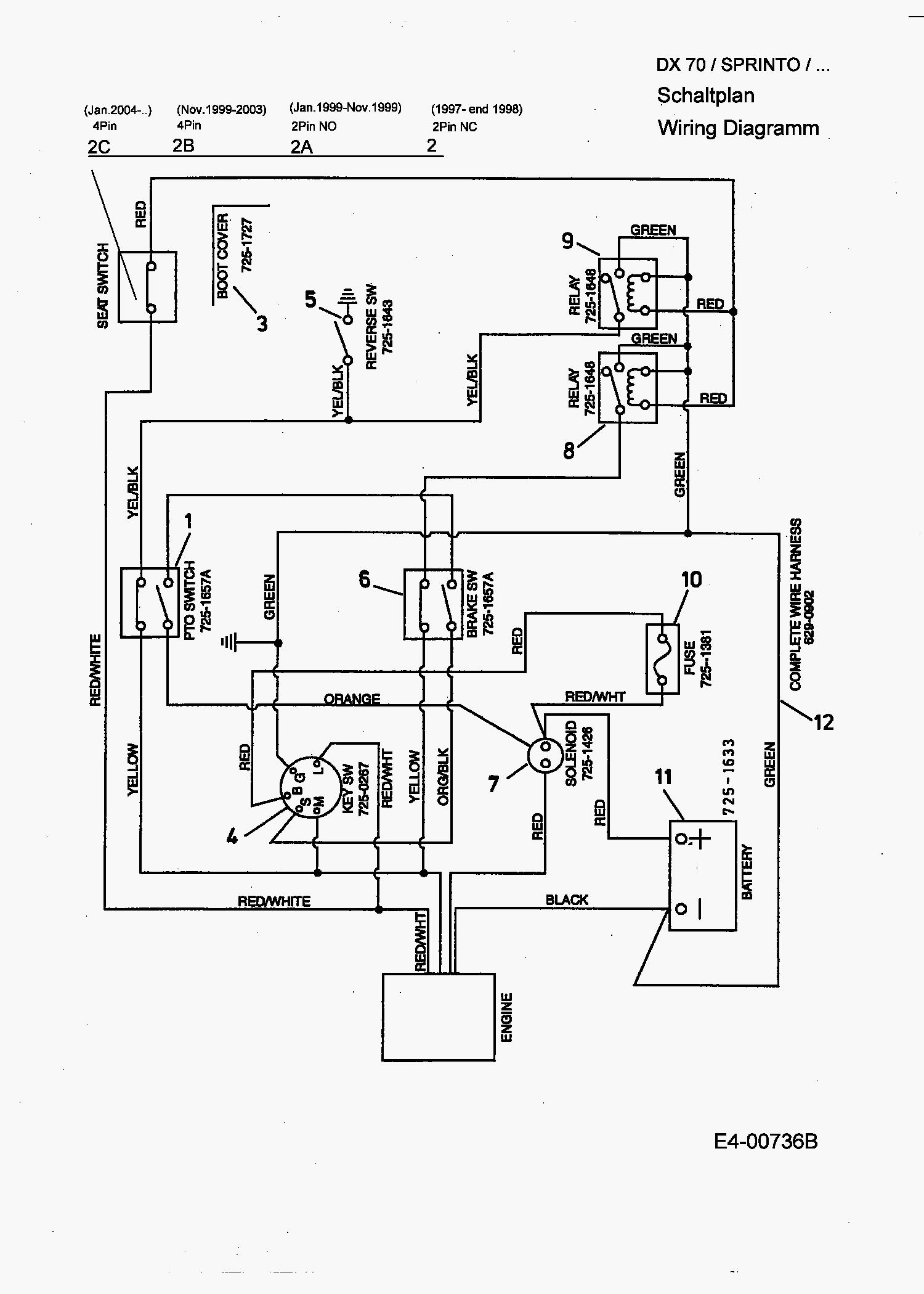 16 Hp Briggs And Stratton Wiring Diagram | Manual E-Books - Briggs And Stratton Wiring Diagram 16 Hp