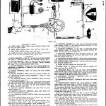 1946 And Earlier Models Wiring Diagram: With Current And Voltage – Voltage Regulator Wiring Diagram