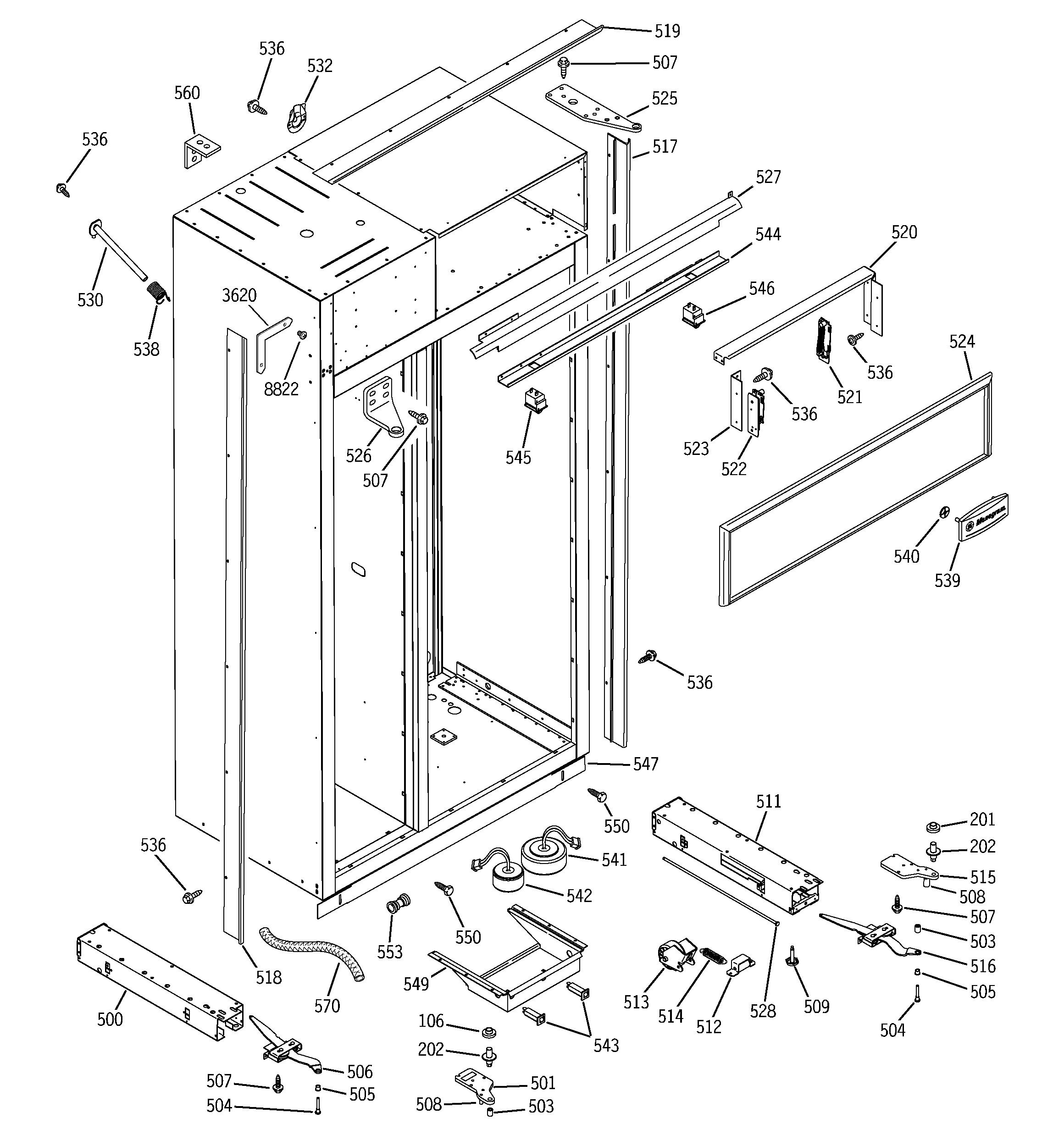 1948 Ge Refrigerator Schematic - Today Wiring Diagram - Ge Dryer Wiring Diagram
