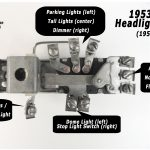 1950 Chevy Headlight Switch Wiring Diagram | Manual E Books   Chevy Headlight Switch Wiring Diagram