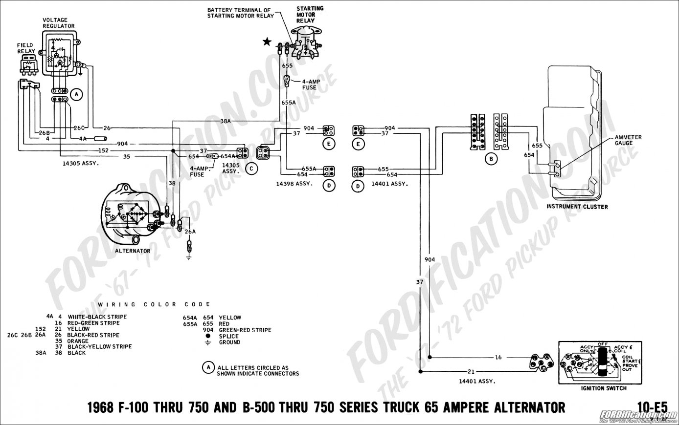 Painless Wiring Diagram
