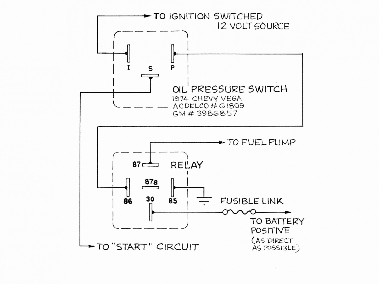 1960 Chevy Ignition Wiring Diagram | Wiring Library - Universal Ignition Switch Wiring Diagram