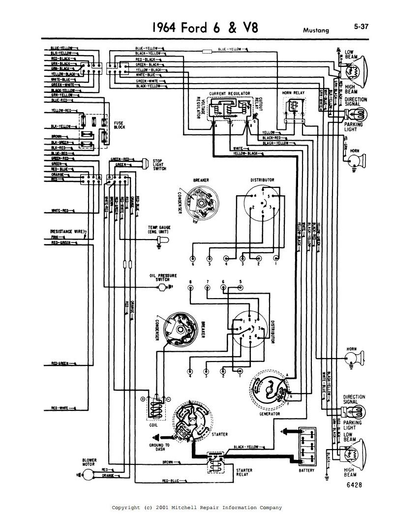 1964 Ranchero Wiring Diagram | Wiring Diagram - 2014 Ram 1500 Radio Wiring Diagram