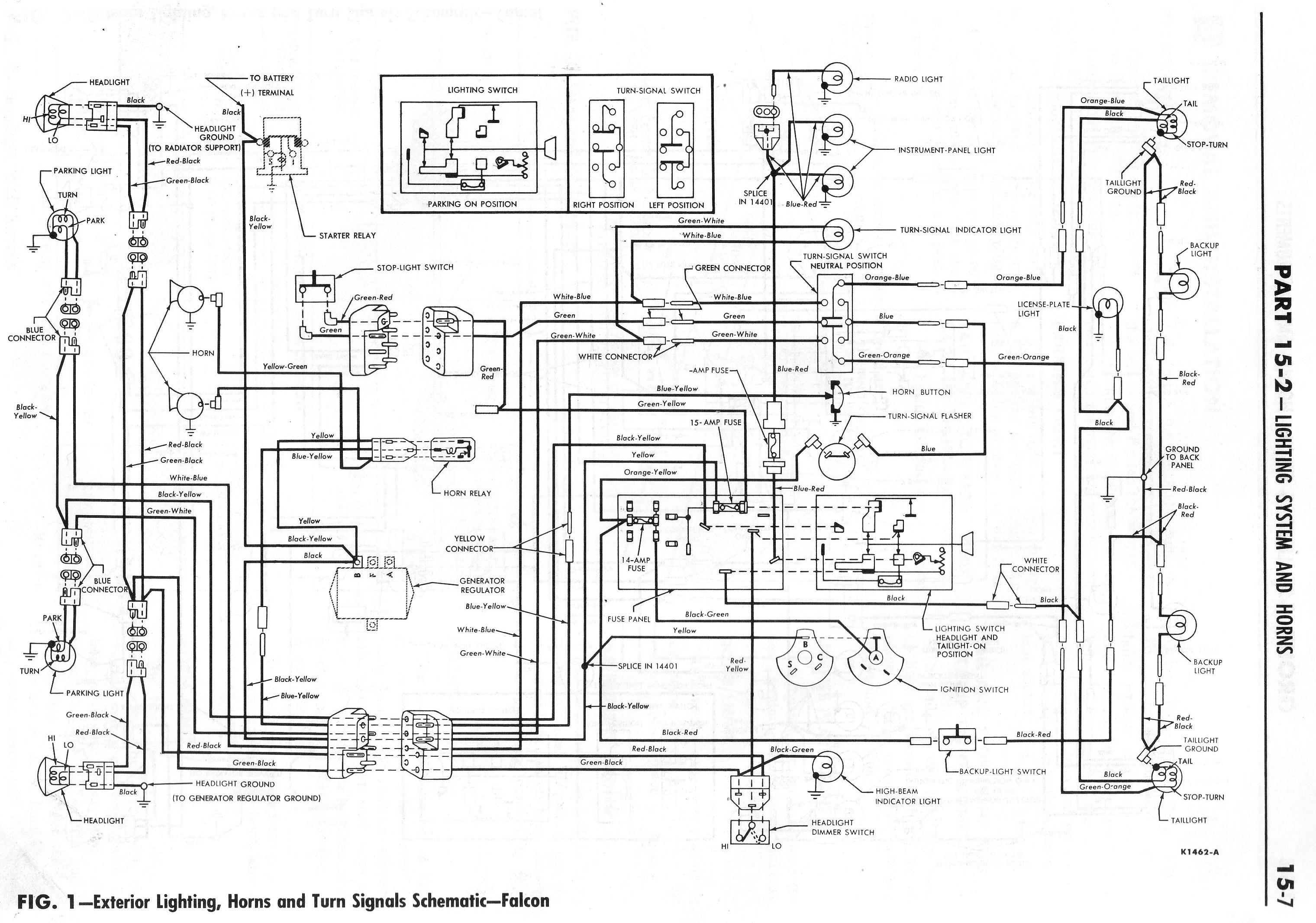 1964 Ranchero Wiring Diagrams - Model A Ford Wiring Diagram
