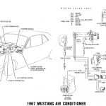 1967 Mustang Wiring And Vacuum Diagrams   Average Joe Restoration   Western Plow Wiring Diagram