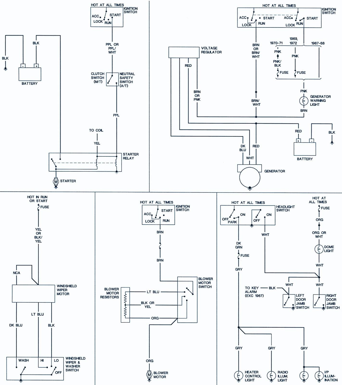 1968 Camaro Windshield Wiper Wiring Diagram - Wiring Diagram Explained - 240 Volt Well Pump Wiring Diagram