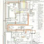 1969 71 Beetle Wiring Diagram | Thegoldenbug   Vw Wiring Diagram