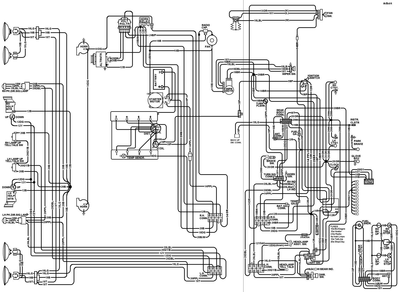 1969 Corvette Headlight Switch Wiring Diagram - All Wiring Diagram Data - Headlight Switch Wiring Diagram