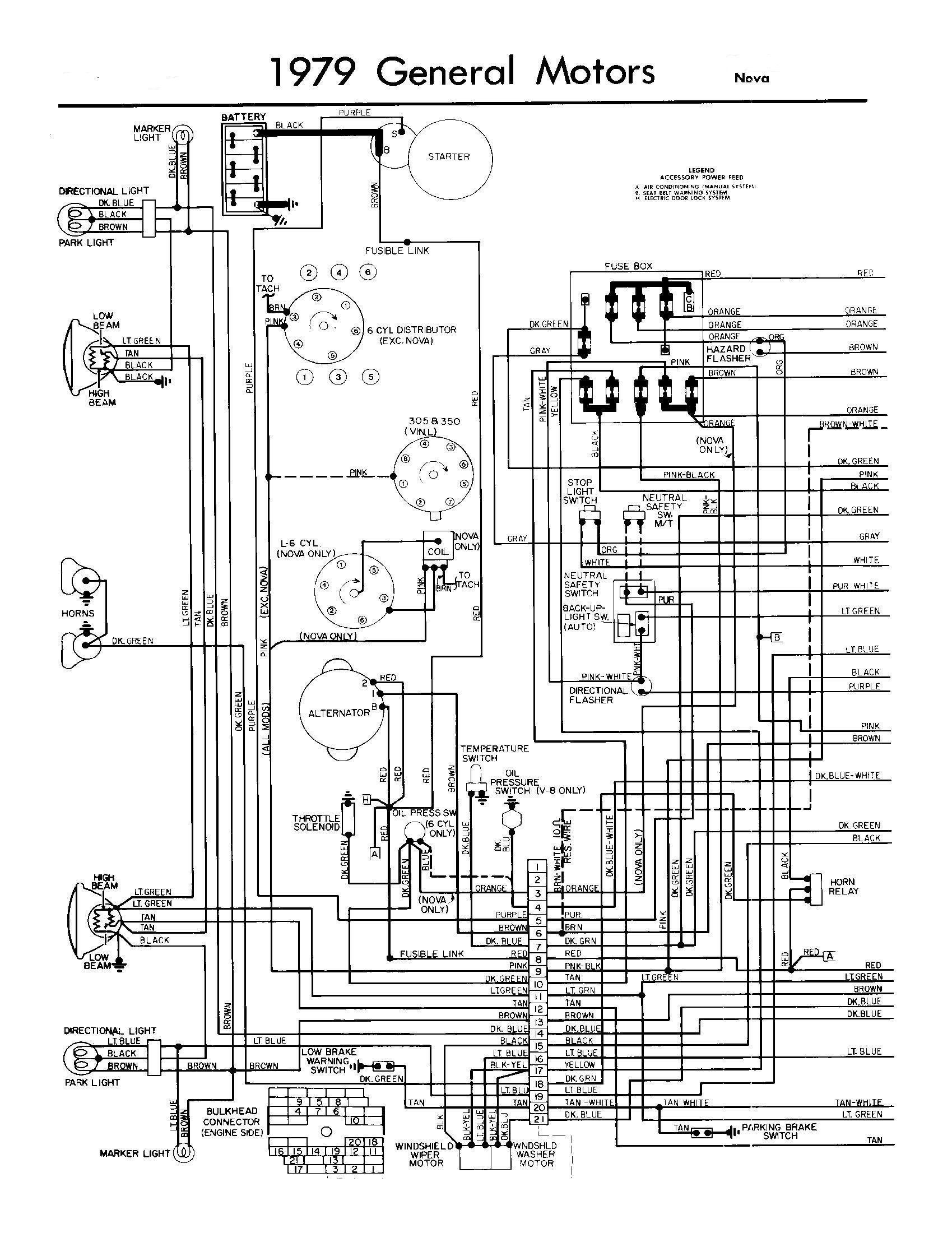 Chevy 350 Alternator Wiring Diagram from 2020cadillac.com