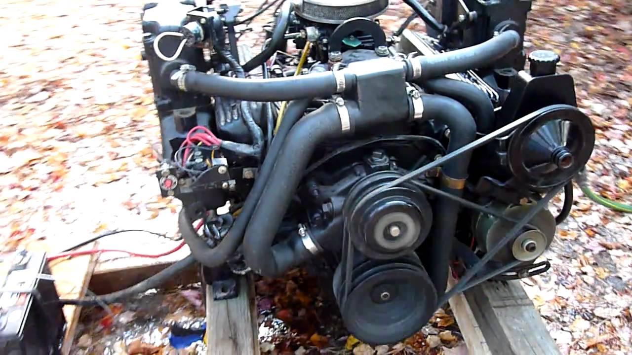 1989 Mercruiser 4.3 V6 - Mercruiser 4.3 Wiring Diagram