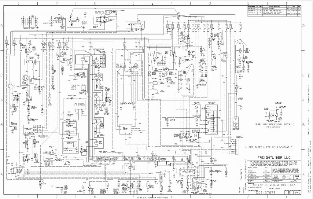 1992 Fleetwood Bounder Wiring Diagram