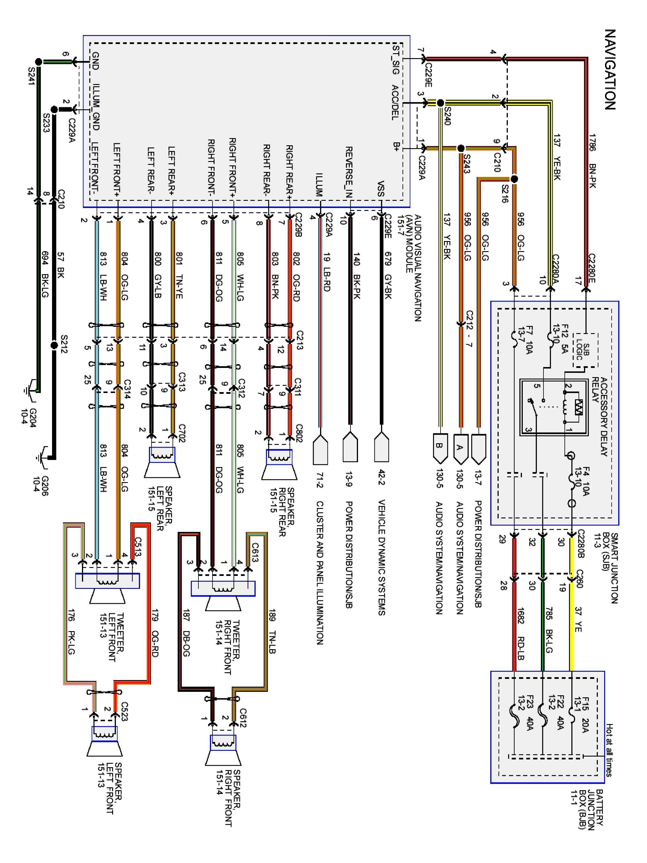 1995 Ford F150 Radio Wiring Diagram Example Of 2001 Ford F250 Radio - Ford F150 Radio Wiring Harness Diagram