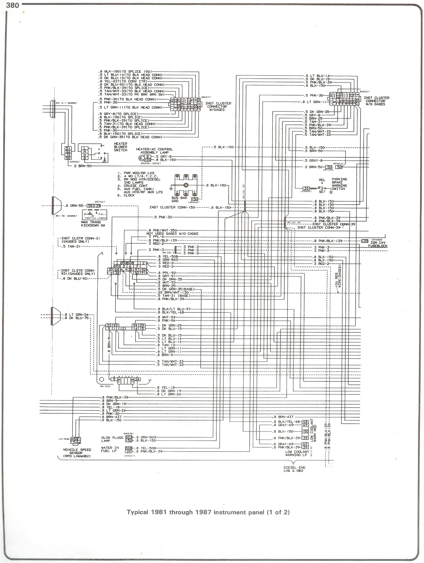 Chevrolet P30 Chis Wiring Diagram