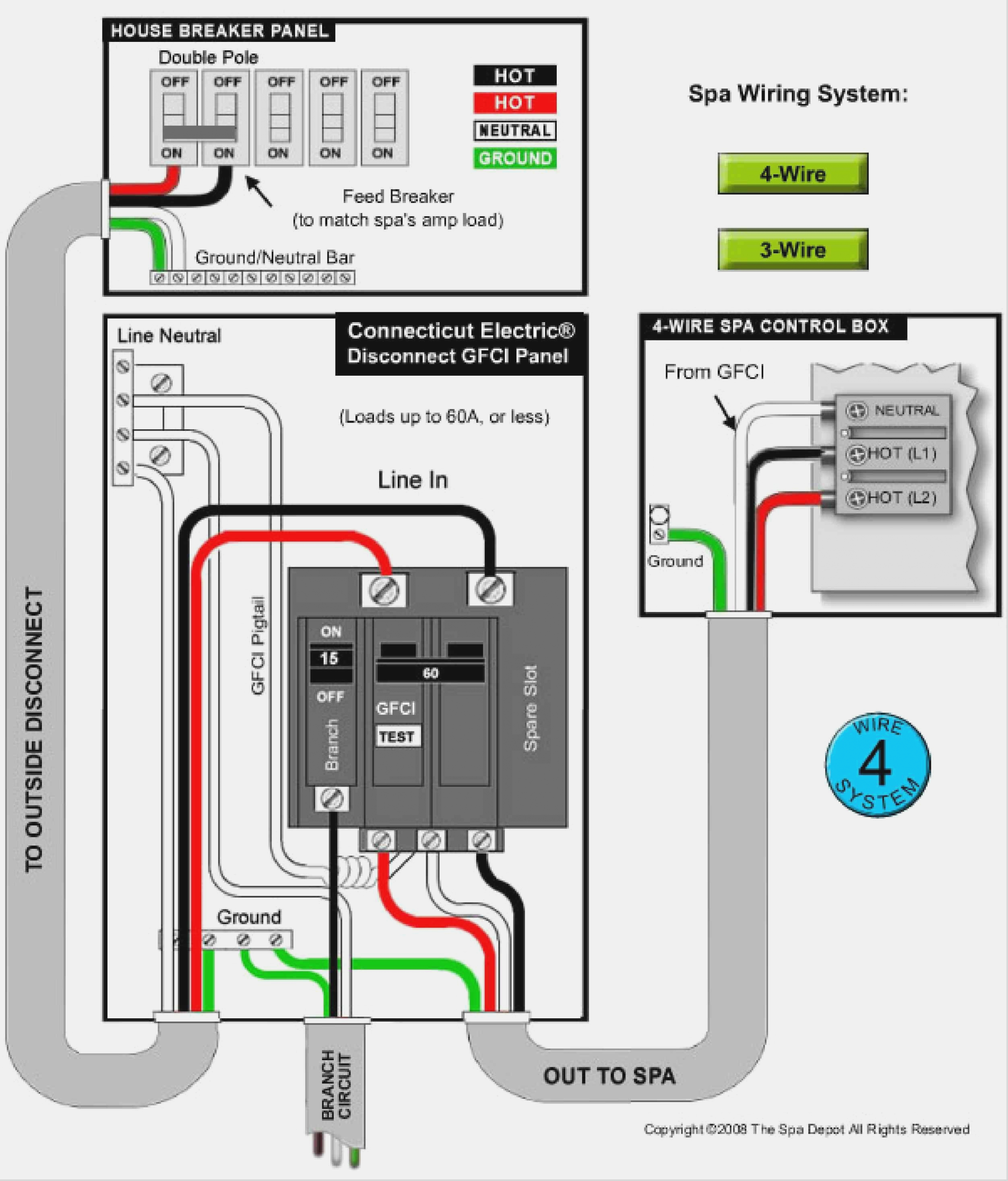 2 Pole Circuit Breaker Wiring Diagram - Electrical Schematic Wiring - Double Pole Circuit Breaker Wiring Diagram