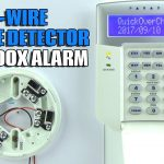 2 Wire Smoke Detector Wiring Paradox Evo Alarm Panel   Youtube   2 Wire Smoke Detector Wiring Diagram