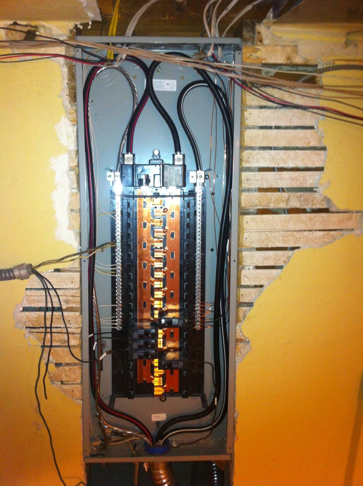 200 Amp Breaker Wiring Diagram | Manual E-Books - 200 Amp Breaker Box Wiring Diagram
