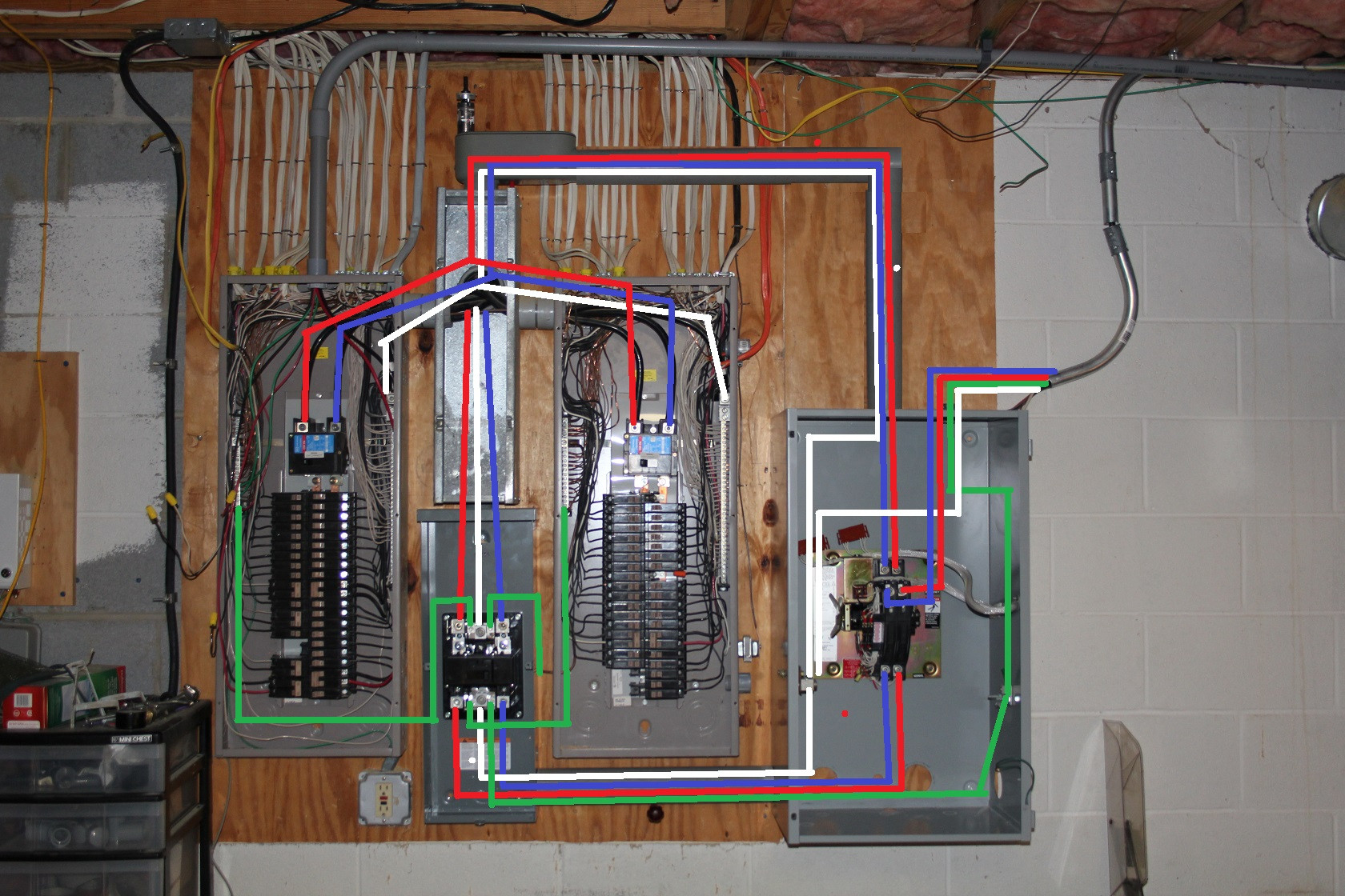 200 Amp Transfer Switch Wiring Diagram | Wiring Library - 200 Amp Automatic Transfer Switch Wiring Diagram