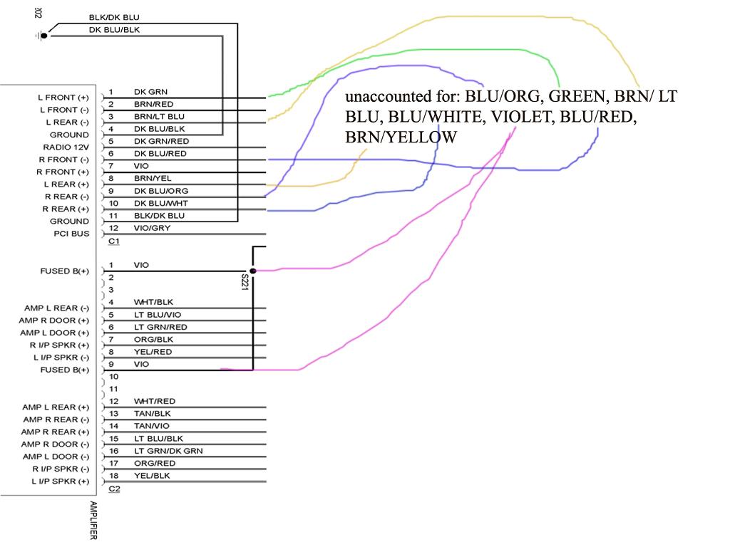 2002 Dodge Ram 1500 Wiring Diagram - Wiring Diagram Explained - 2002 Dodge Ram 1500 Wiring Diagram