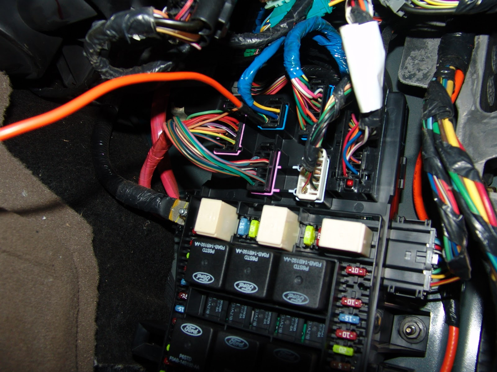 2003 5.4 Expadtion No Fuel Pressure - Ford Truck Enthusiasts Forums - Ford Fuel Pump Relay Wiring Diagram
