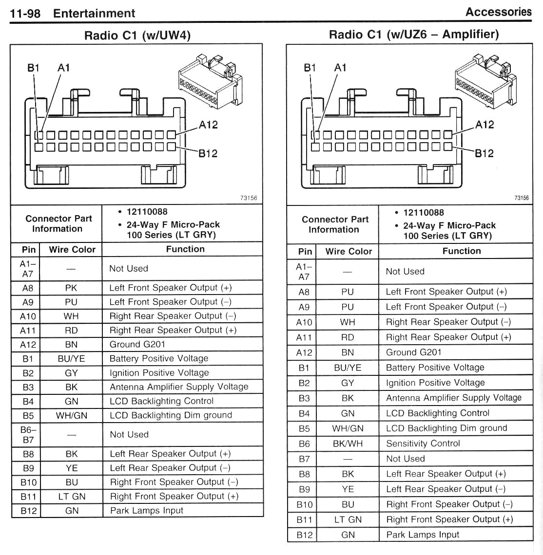 2003 Chevy Silverado Wiring Diagram | Manual E-Books - 2008 Chevy Silverado Wiring Diagram