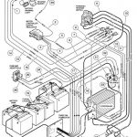 2003 Club Car Battery Wiring Diagram 48 Volt   Data Wiring Diagram Site   48 Volt Golf Cart Battery Wiring Diagram
