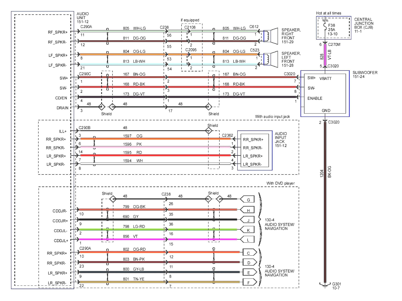 2006 Chevy Cobalt Radio Wiring Diagram