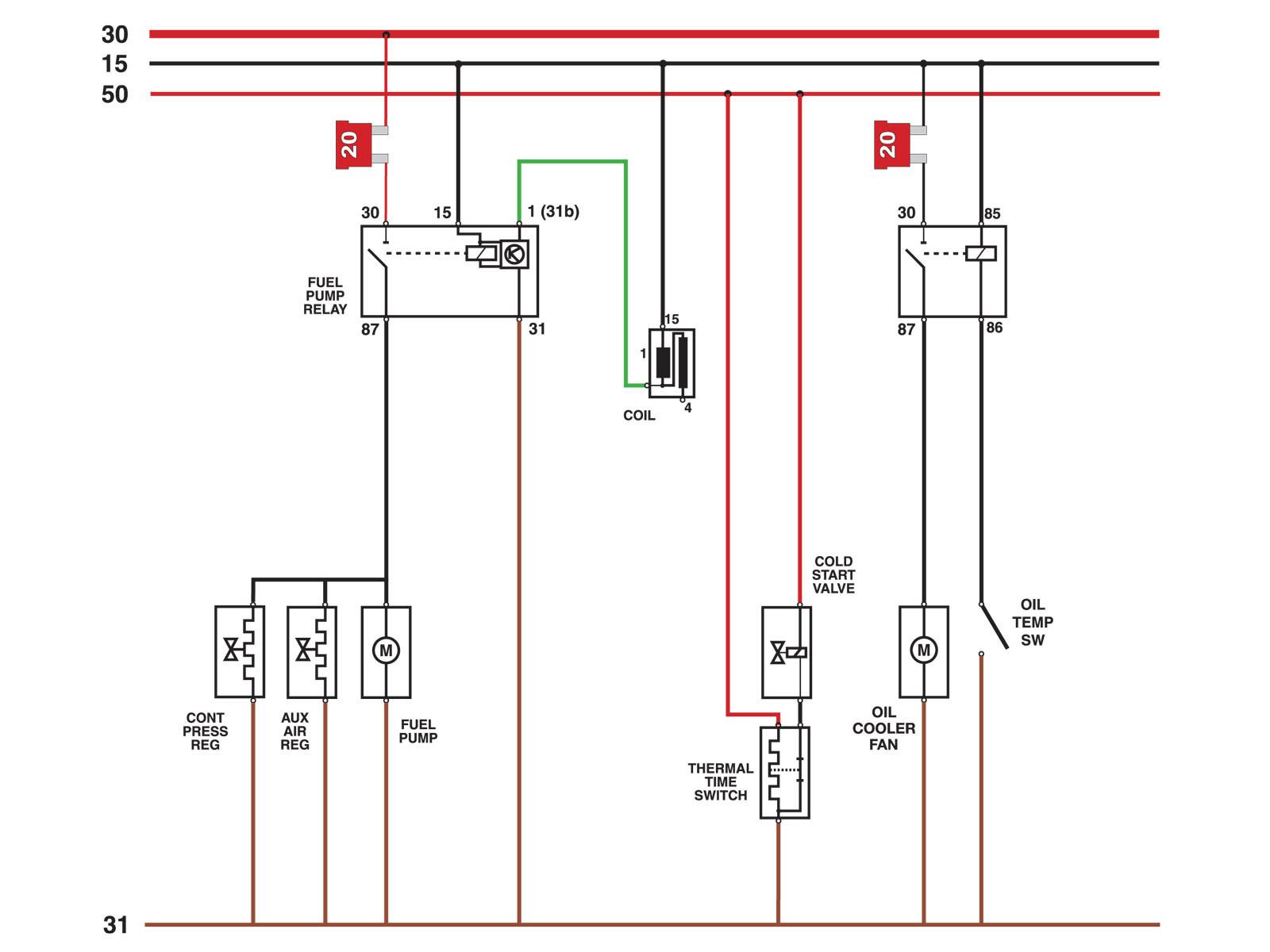 2008 Ford Escape Fuel Pump Relay Location Beautiful Electric Fuel - Electric Fuel Pump Wiring Diagram