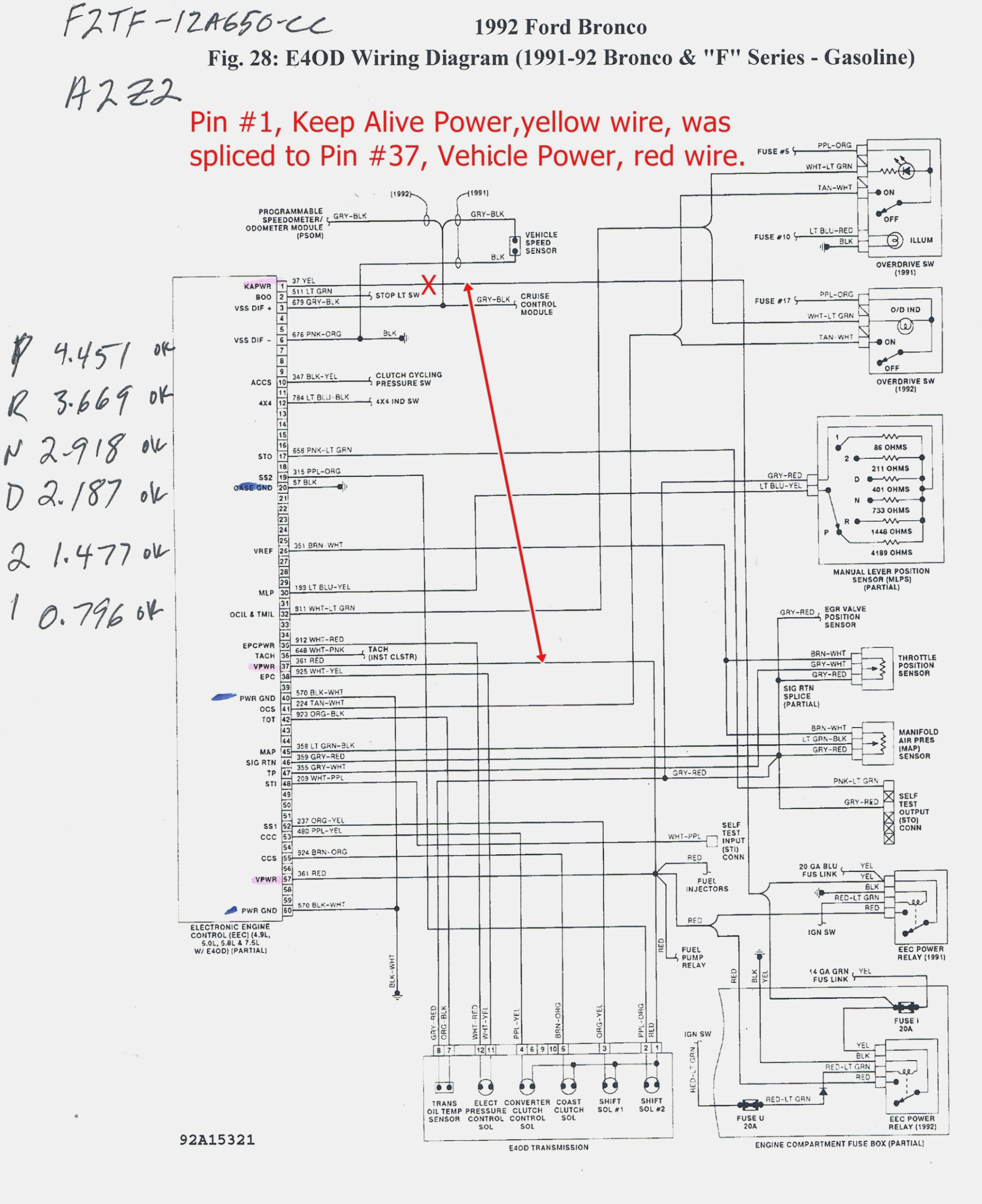 200R4 Wiring Diagram | Wiring Library - 200R4 Lockup Wiring Diagram