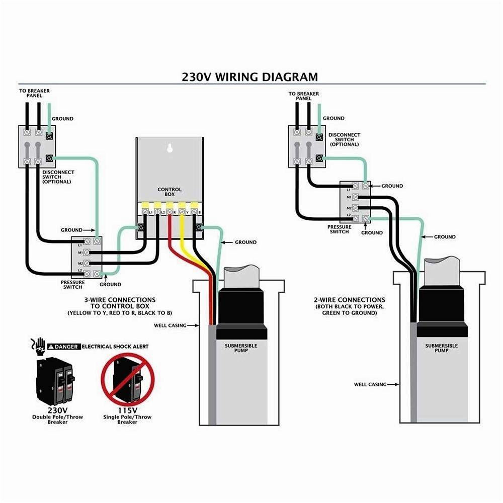 220 Pump Wire Diagram | Wiring Library - 240 Volt Well Pump Wiring Diagram