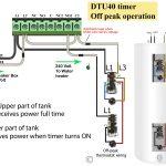 220 Volt Timer Wiring Diagram | Wiring Diagram   220V Wiring Diagram