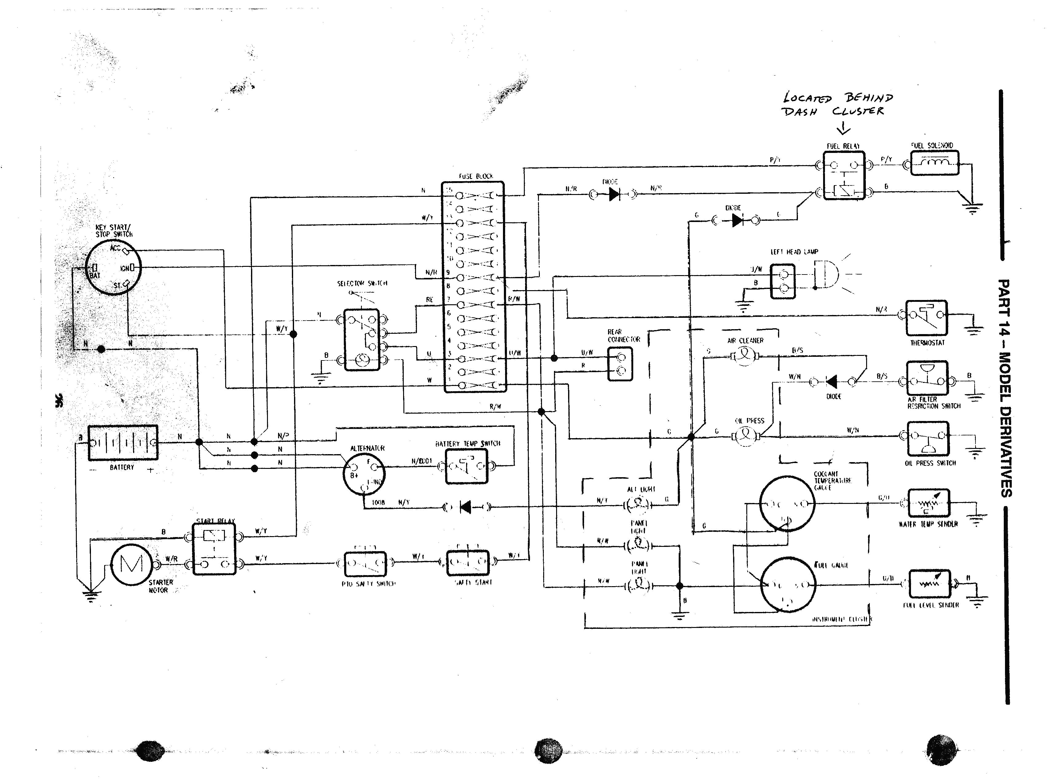 Diagram  Yardman Tractor Wiring Diagram Full Version Hd