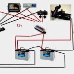 24 Volt Battery Wiring Diagram 24V Trolling Motor For   24 Volt Battery Wiring Diagram
