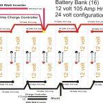 24 Volt Trolling Motor Battery Wiring Diagram Fair For For 24 Volt   24 Volt Battery Wiring Diagram