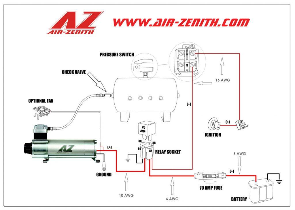 240v Air Compressor Wiring Diagram